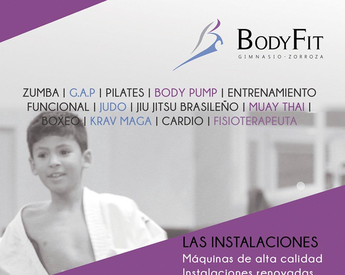 nueva campaña body fit zorroza