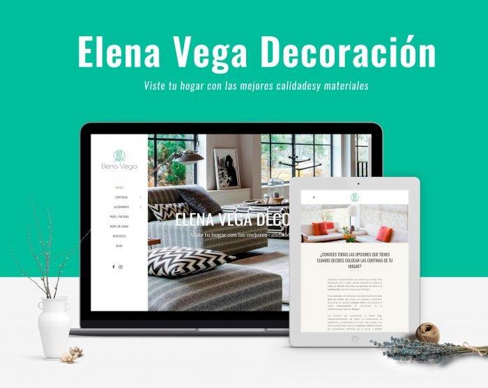 Elena Vega Decoración web